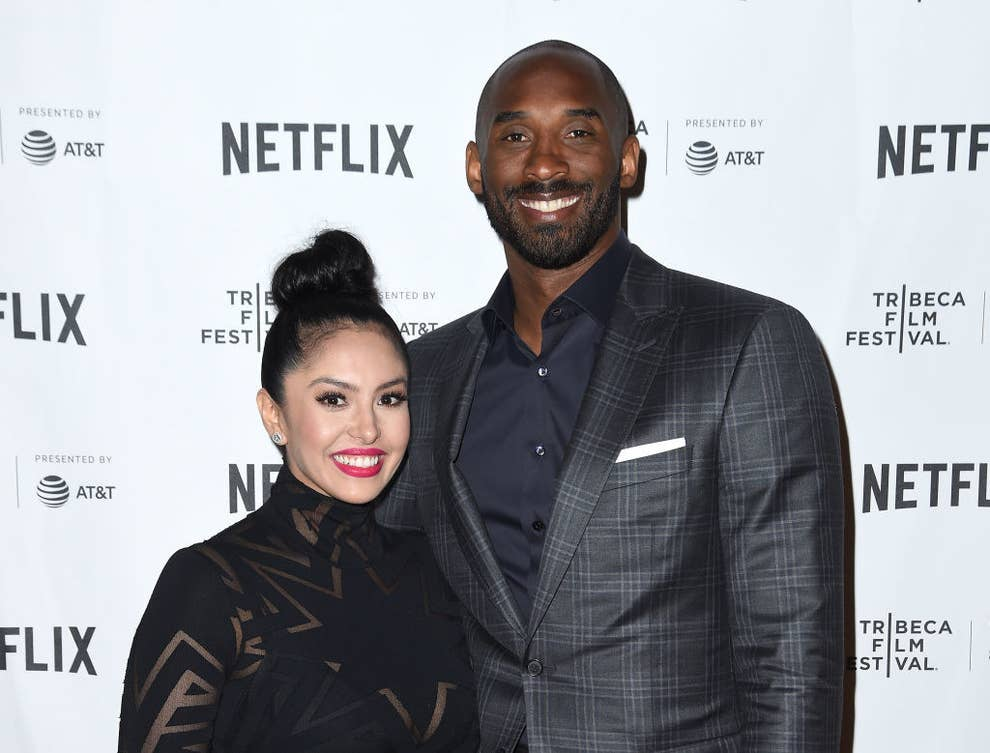 Vanessa Bryant Found An Unopened Letter From Kobe On Her Birthday And It's  Both Heartbreaking And Sweet