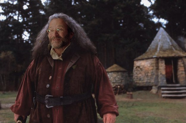 """I Just Found Out Robin Williams Lobbied To Be In """"Harry Potter"""" And Now I'm So Upset It Never Happened"""