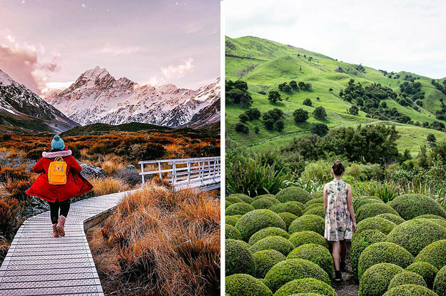 24 Destinations In New Zealand That Show Why It's The World's Most Beautiful Country