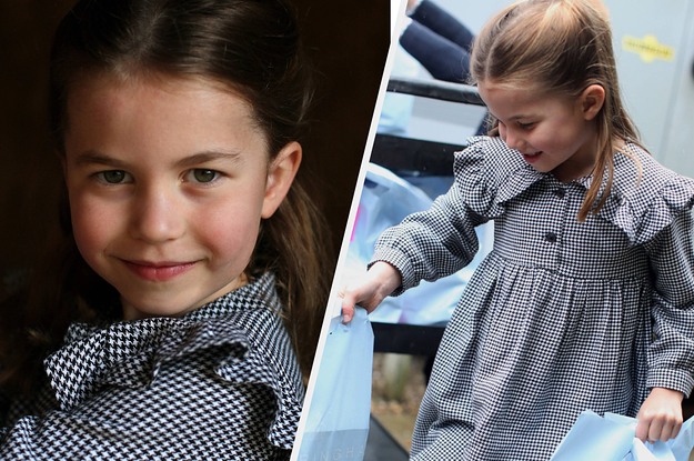 The British Royal Family Released New Photos Of Princess Charlotte For Her 5th Birthday