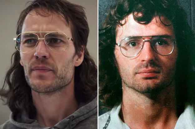 """11 Side-By-Sides That Show The """"Waco"""" Cast Vs. Their Real-Life Counterparts"""