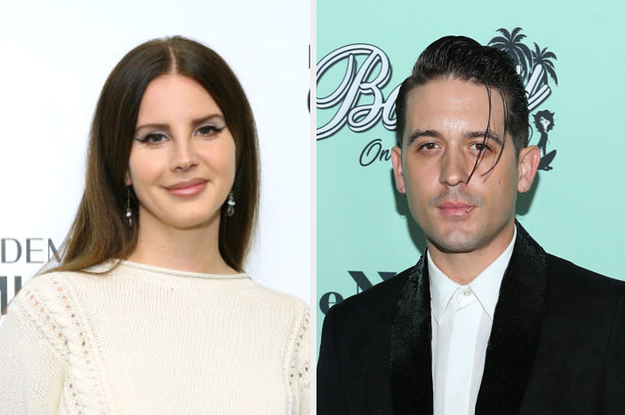 G Eazy Named Dropped Lana Del Rey In His New Song Saying She Wants Him Back