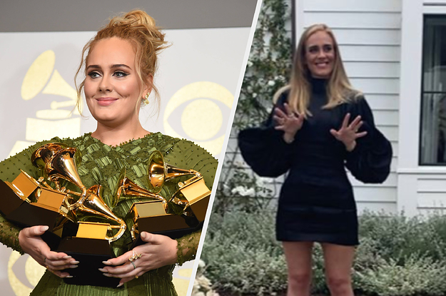 Adele S Weight Loss Is A Double Bind