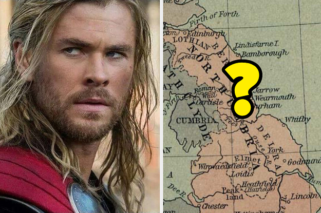 There Are 13 Kingdoms In Viking Britain And I'll Be Impressed If You Can Find 10 Of Them