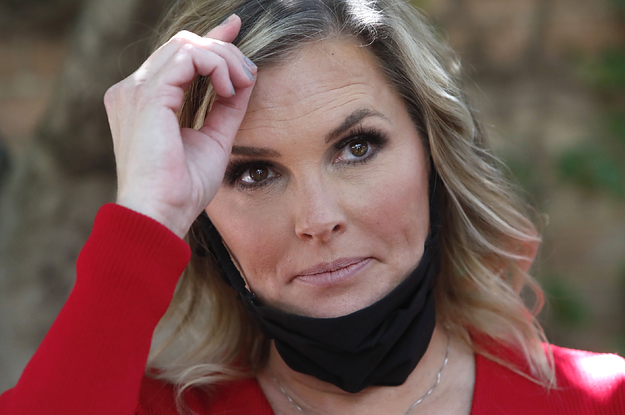 Shelley Luther, The Dallas Salon Owner Who Illegally Reopened Her ...