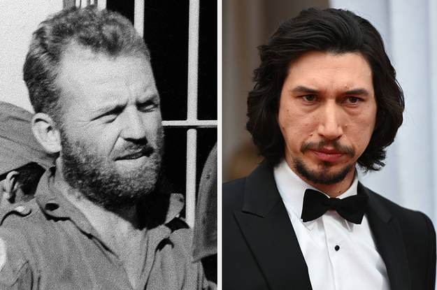 Her Husband Fought For And Then Against Fidel Castro. Now Adam Driver Is Starring In A Hollywood Movie About Him.