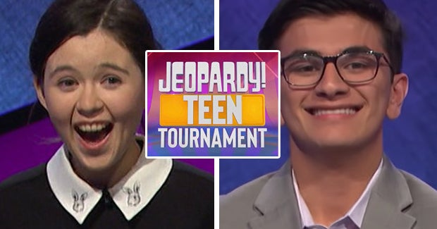 """Are You Smarter Than The Teens On """"Jeopardy!""""?"""