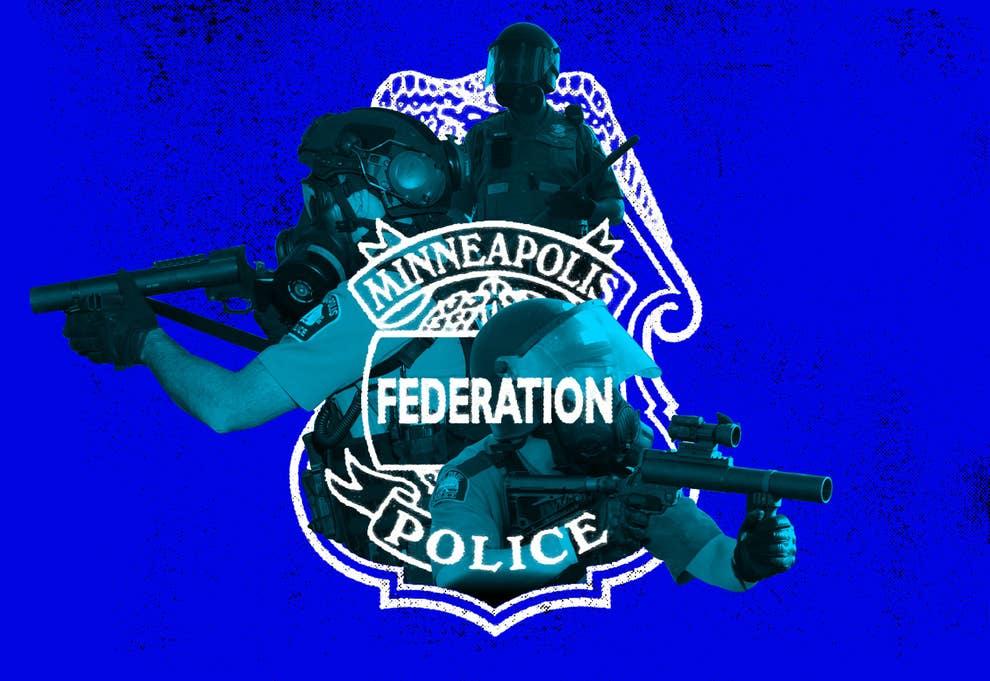 George Floyd Death Minneapolis Police Union Blocked Reform