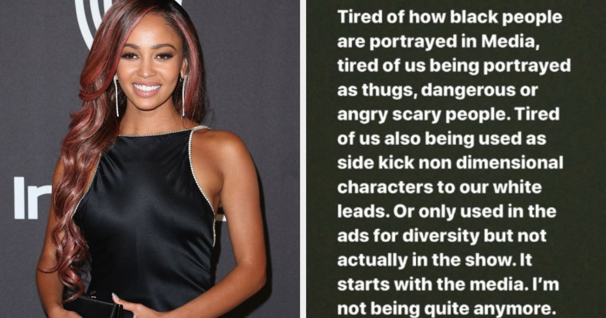 """""""Riverdale"""" Actors Vanessa Morgan And Ashleigh Murray Spoke About The Sidelining Of Black Characters"""