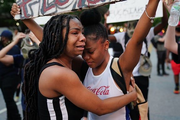 Sunday Night's Protests Against Police Brutality Have Begun Around The US