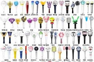 Kpop lightsticks