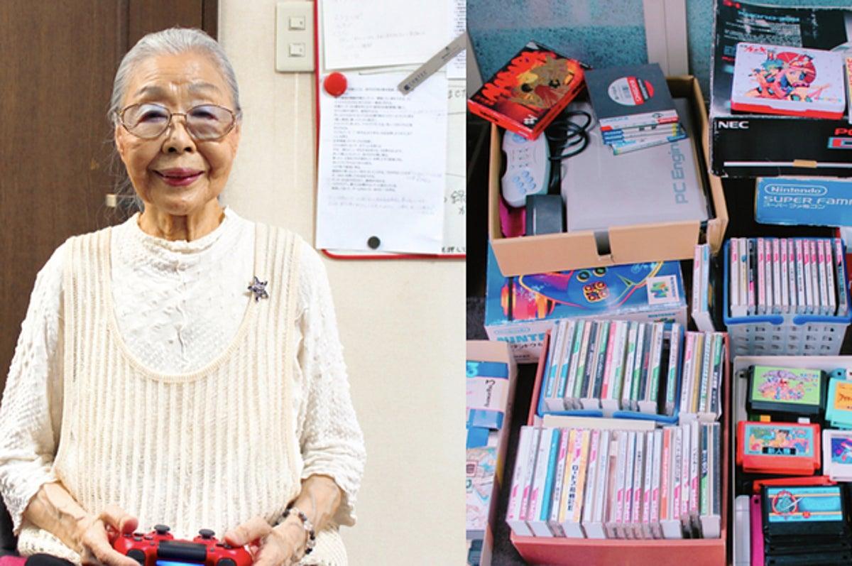 歳 ゲーマー 90 YouTubeで大人気!90歳のゲームファン「ゲーマーグランマ」の長寿の秘訣は、人を喜ばせたい想い|tayorini by