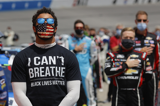 NASCAR Is Banning Confederate Flags From All Racing Events