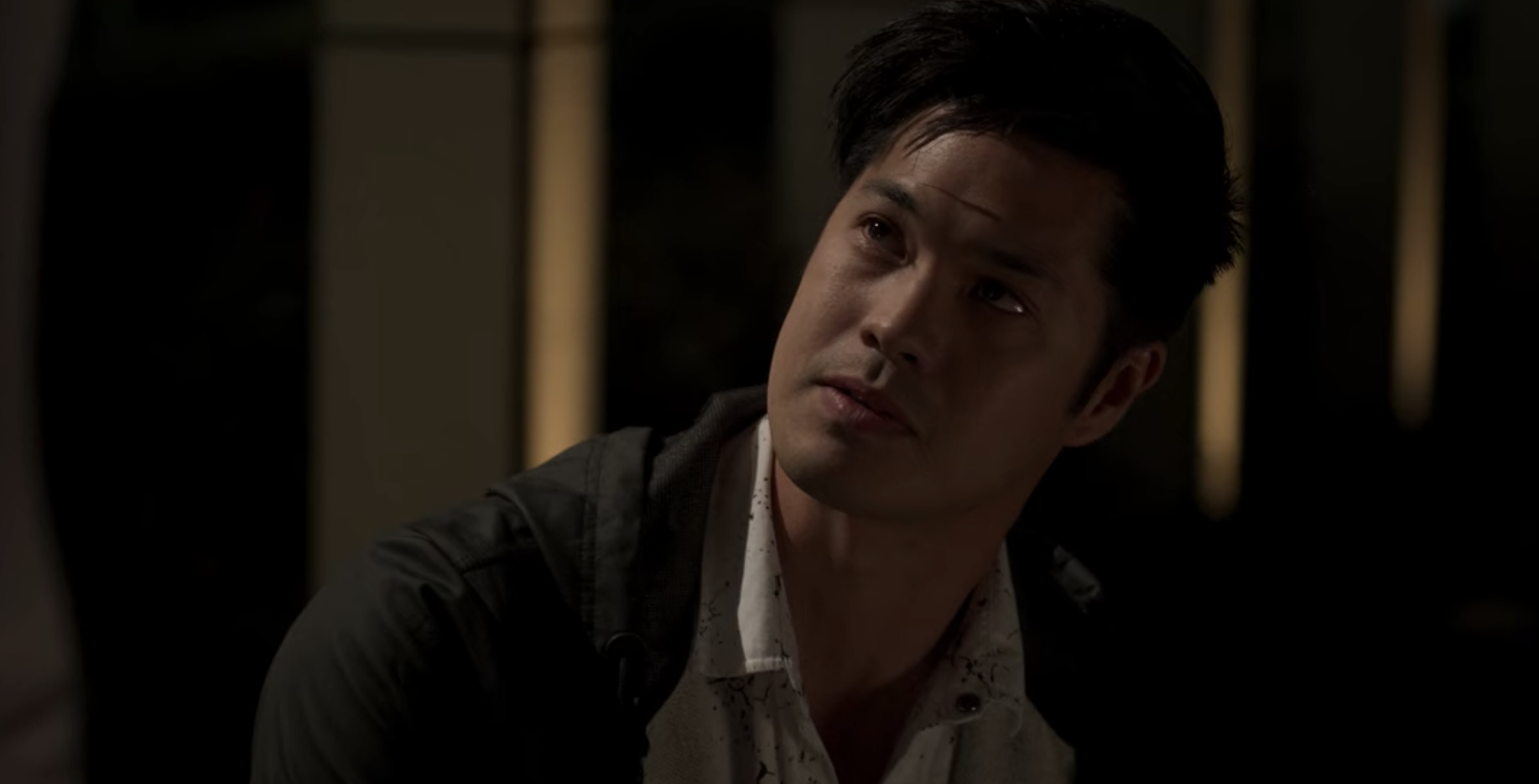 "Ross Butler as Zach in ""13 Reasons Why"""