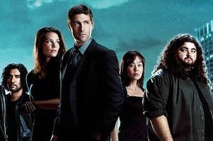 Lost Cast Season 6