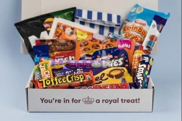 The Crate British box