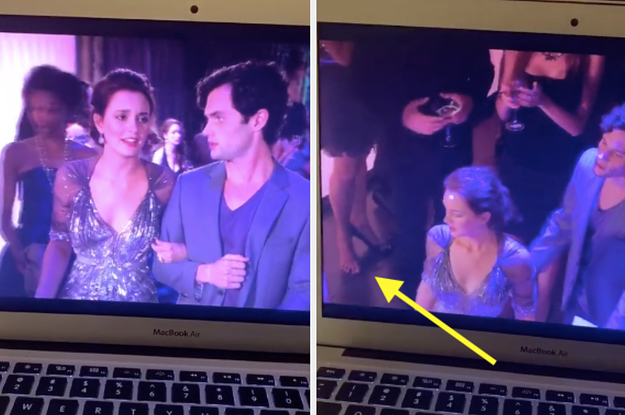 "This TikTok User Exposed A Dumb But Funny ""Shoe Error"" On An Episode Of ""Gossip Girl"" thumbnail"