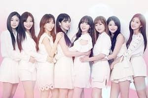 Lovelyz kpop group