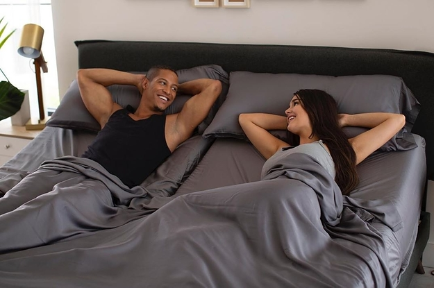 Picture of: Best Cooling Sheets For Hot Sleepers