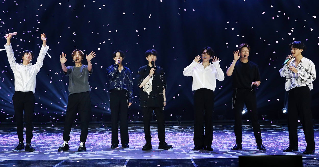 "BTS Showcased The Importance Of Their Connection With ARMY In ""Bang Bang Con: The Live"" thumbnail"