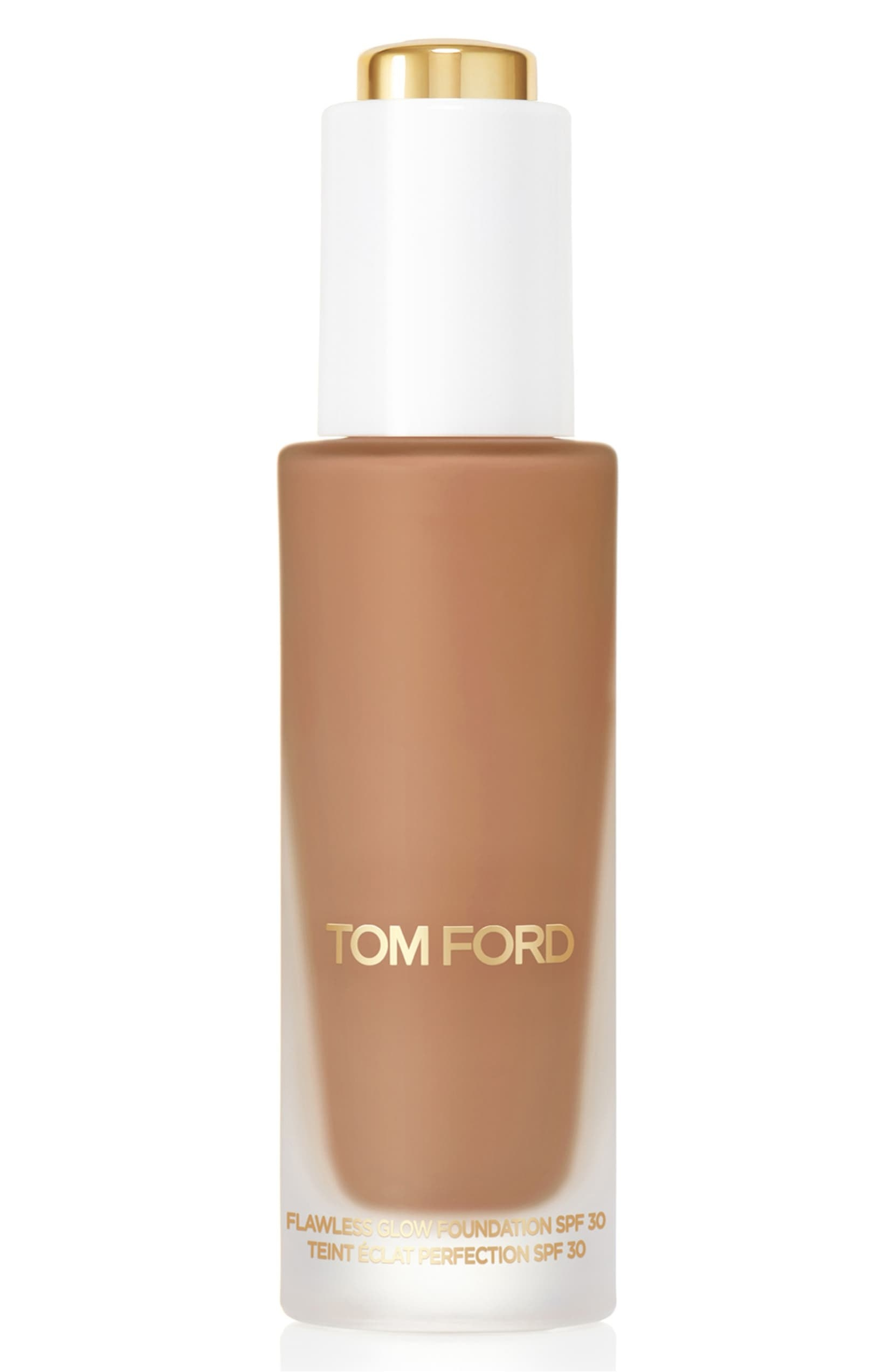 Tom Ford foundation container upright