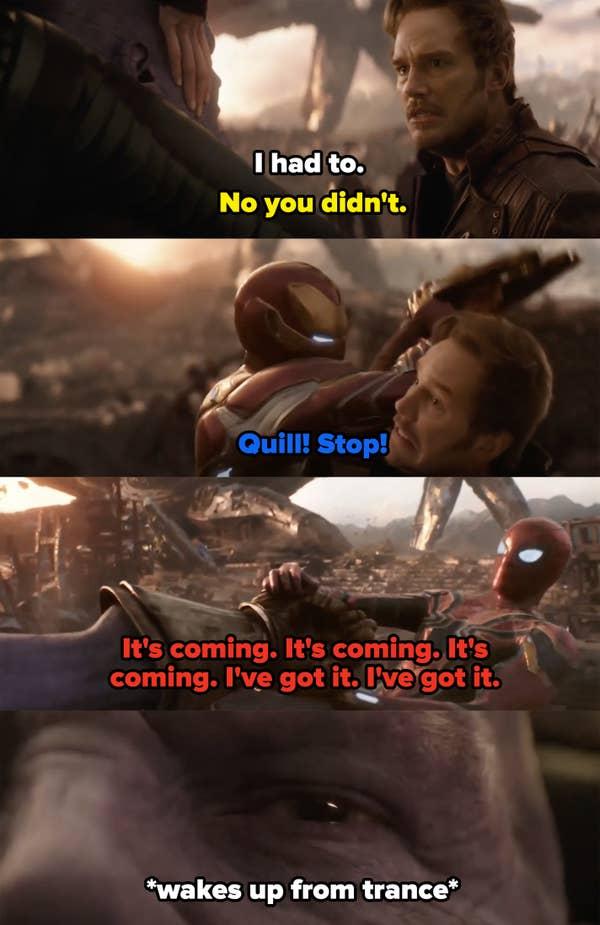 Avengers: Endgame (2018 movie)