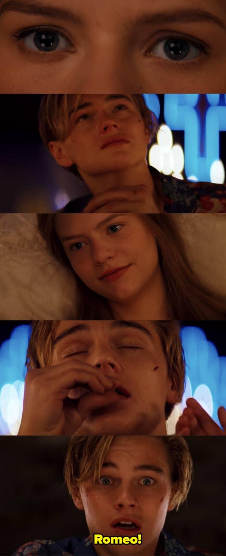 Romeo + Juliet (1996 movie)