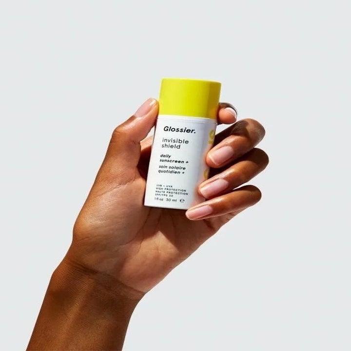 Invisible Shield Daily Sunscreen