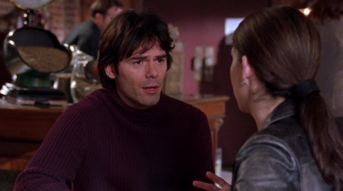 """Alex Lesman from """"Gilmore Girls"""""""