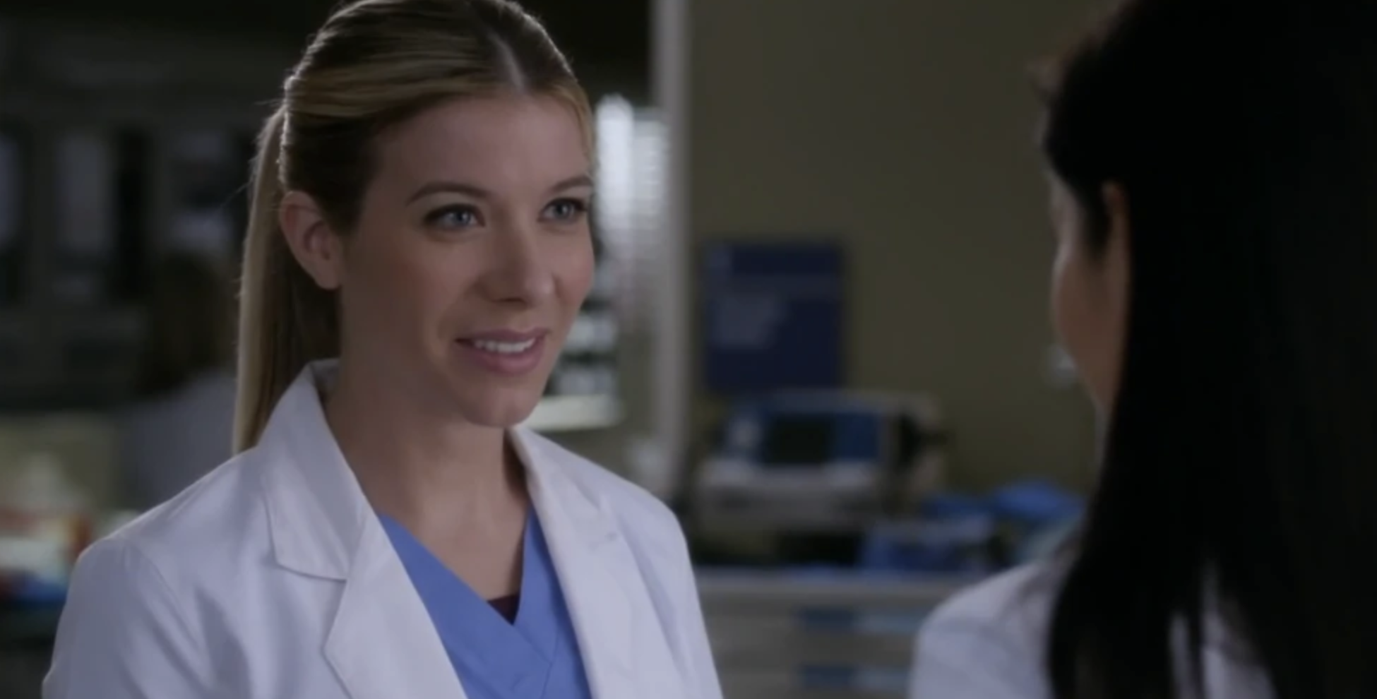 """Leah from """"Grey's Anatomy"""""""
