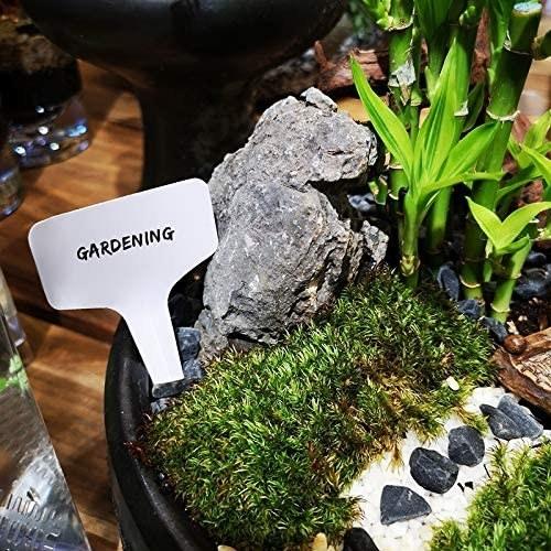 marker that says gardening