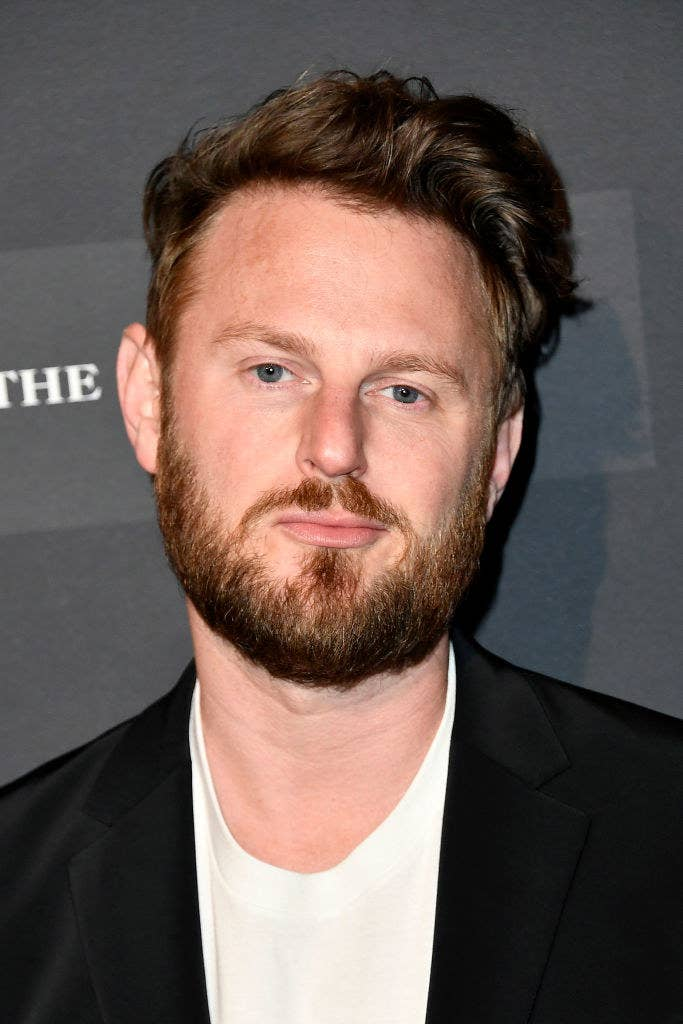 A professional photo of Bobby Berk from Queer Eye.