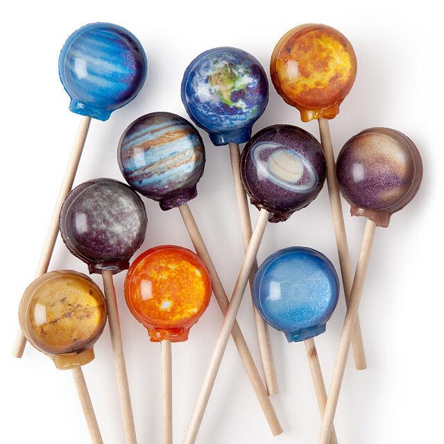 the ten lollipops