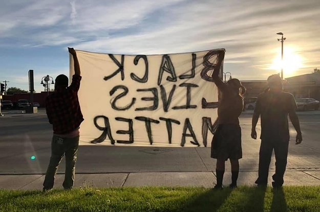 Black Lives Matter Protests In Small Towns Are Important