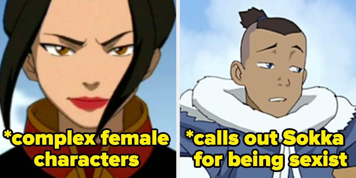 """14 Reasons Why """"Avatar: The Last Airbender"""" Is Actually Super Feminist And Progressive"""