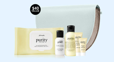 the Summery Purity set