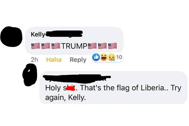 19 Americans Who Have Absolutely No Idea What The American Flag Looks Like