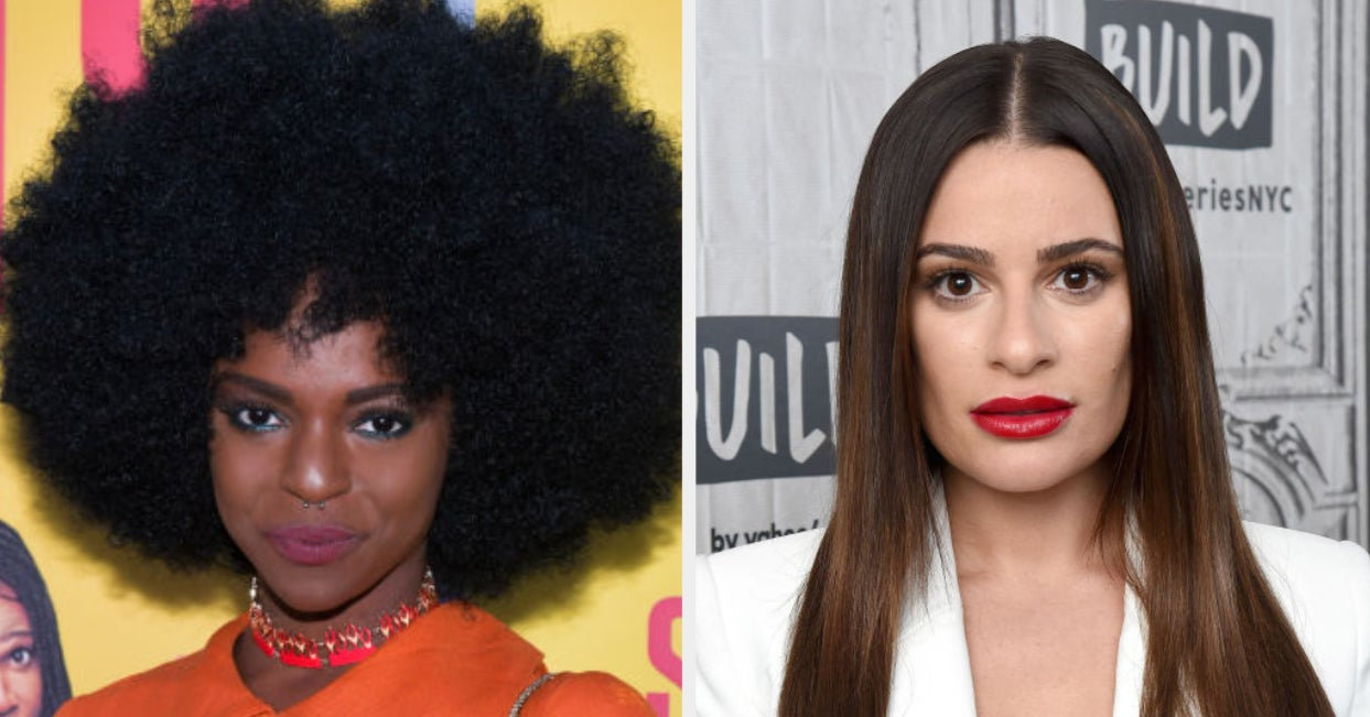 "Samantha Marie Ware Accused Lea Michele Of ""Traumatic Microagressions\"" On The Set Of \""Glee\"" - buzzfeed"