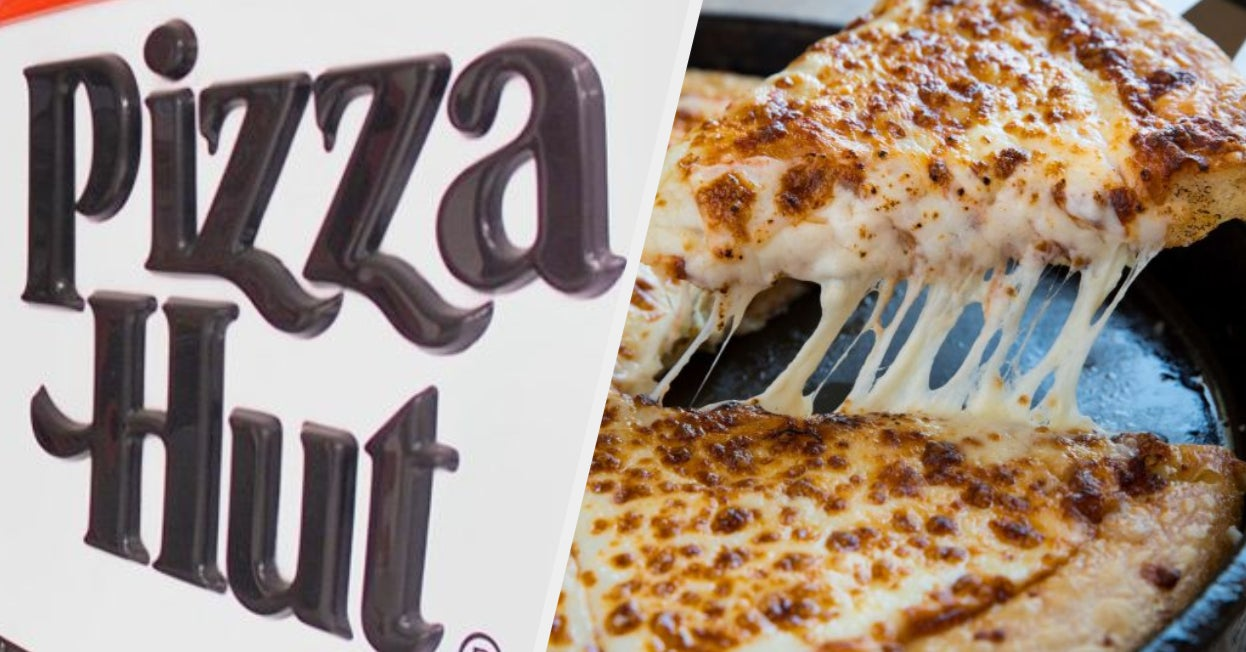 These 12 Tweets About Pizza Hut In The '90s Prove It Used To Be An Entirely Different Restaurant