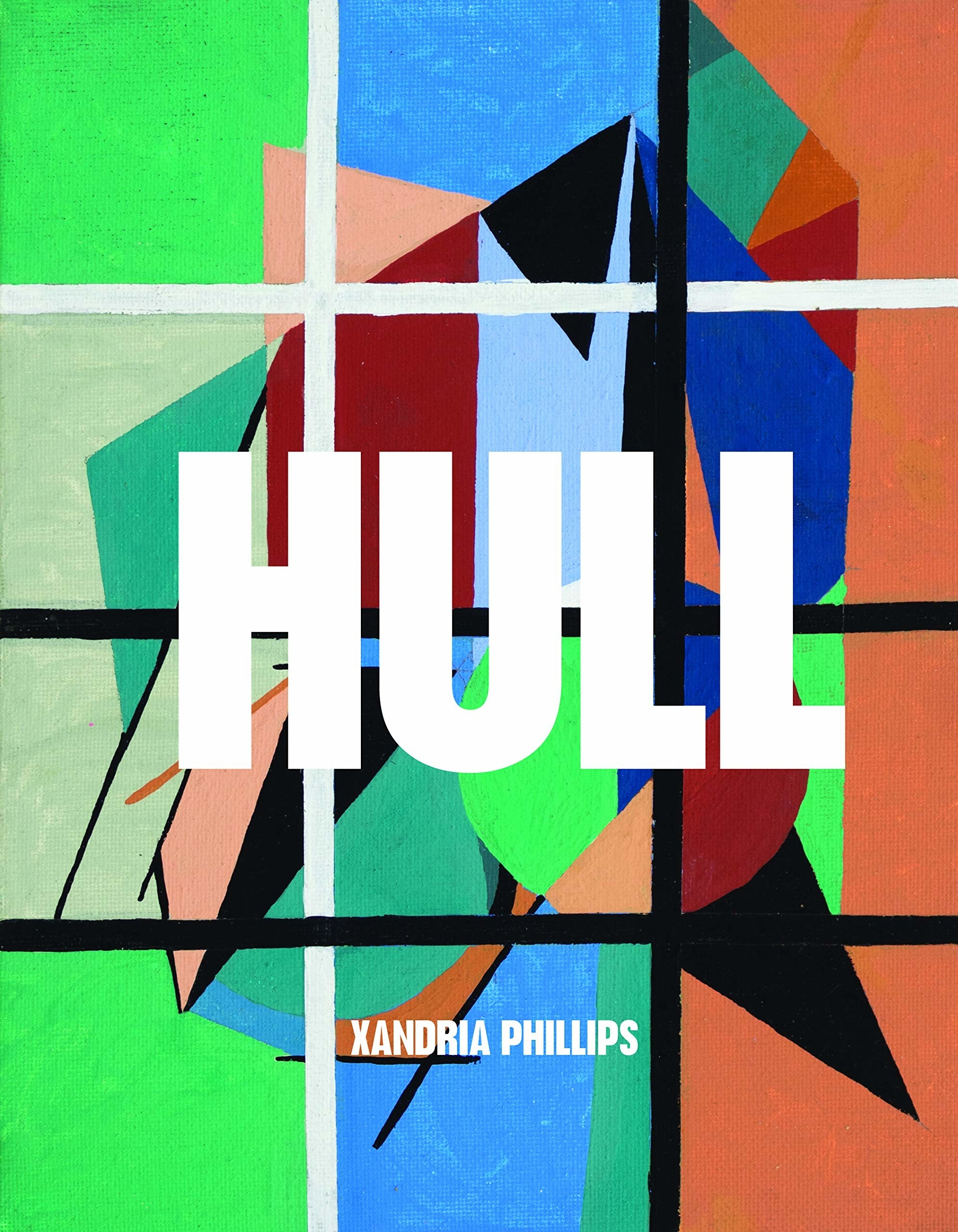 "Cover of ""HULL"" by Xandria Phillips"