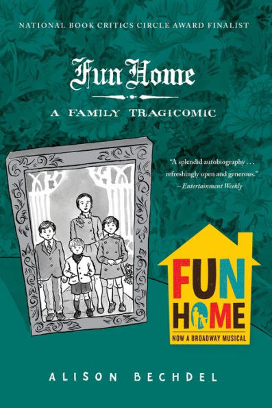 "Cover of ""Fun Home"" by Alison Bechdel"