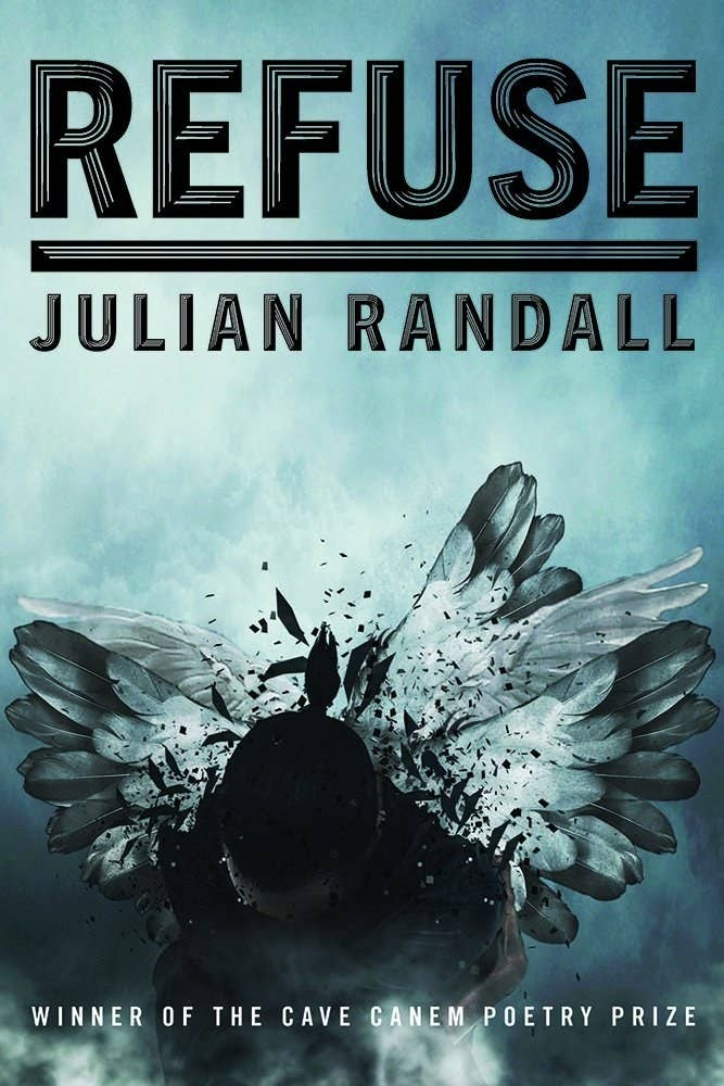 """Cover of """"Refuse"""" by Julian Randall"""