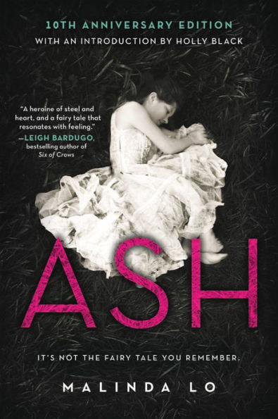 "Cover of ""Ash by Malinda Lo"""