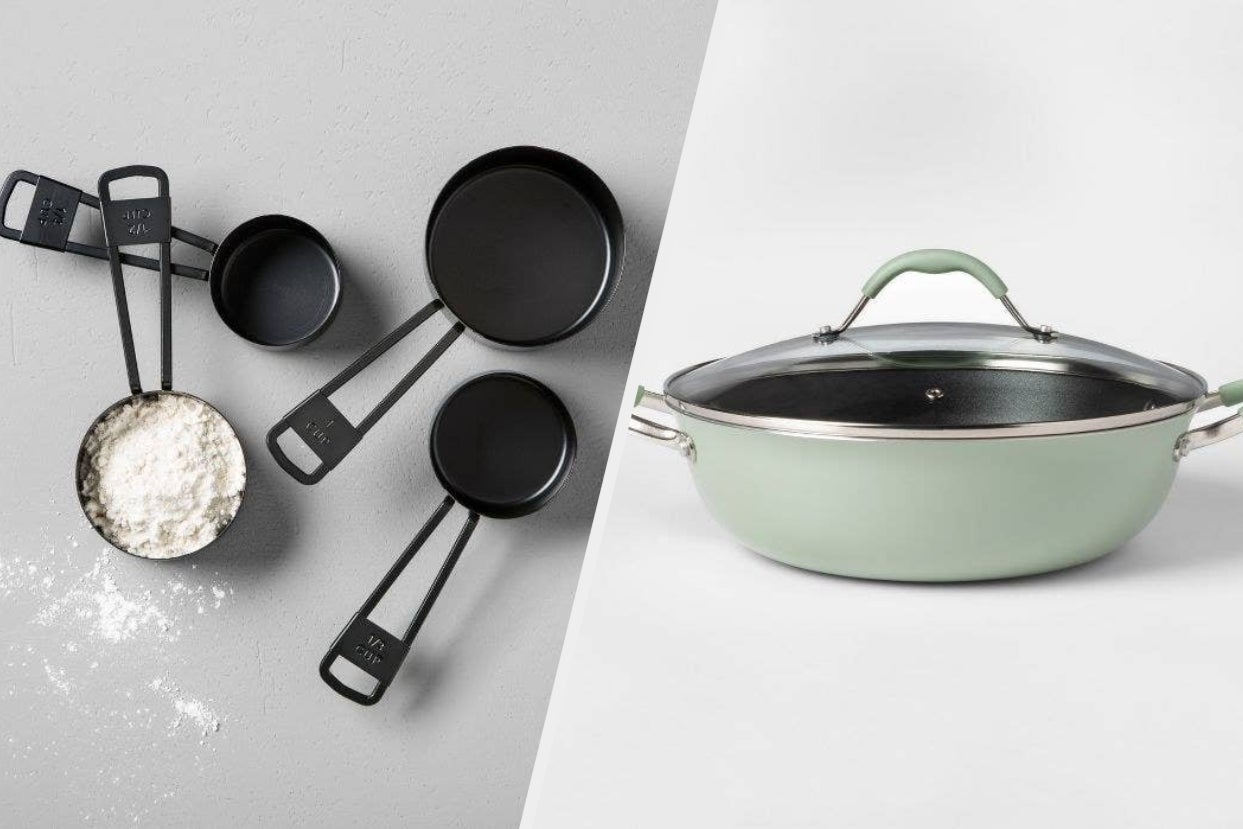 31 Best-Selling Kitchen Products From Target That Are Popular For A Reason