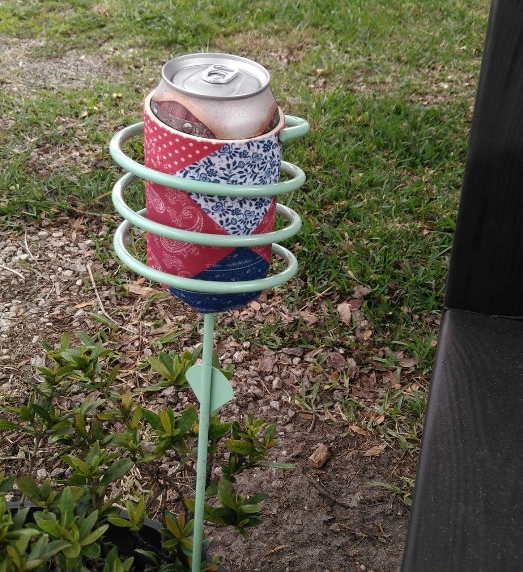 The drink holder
