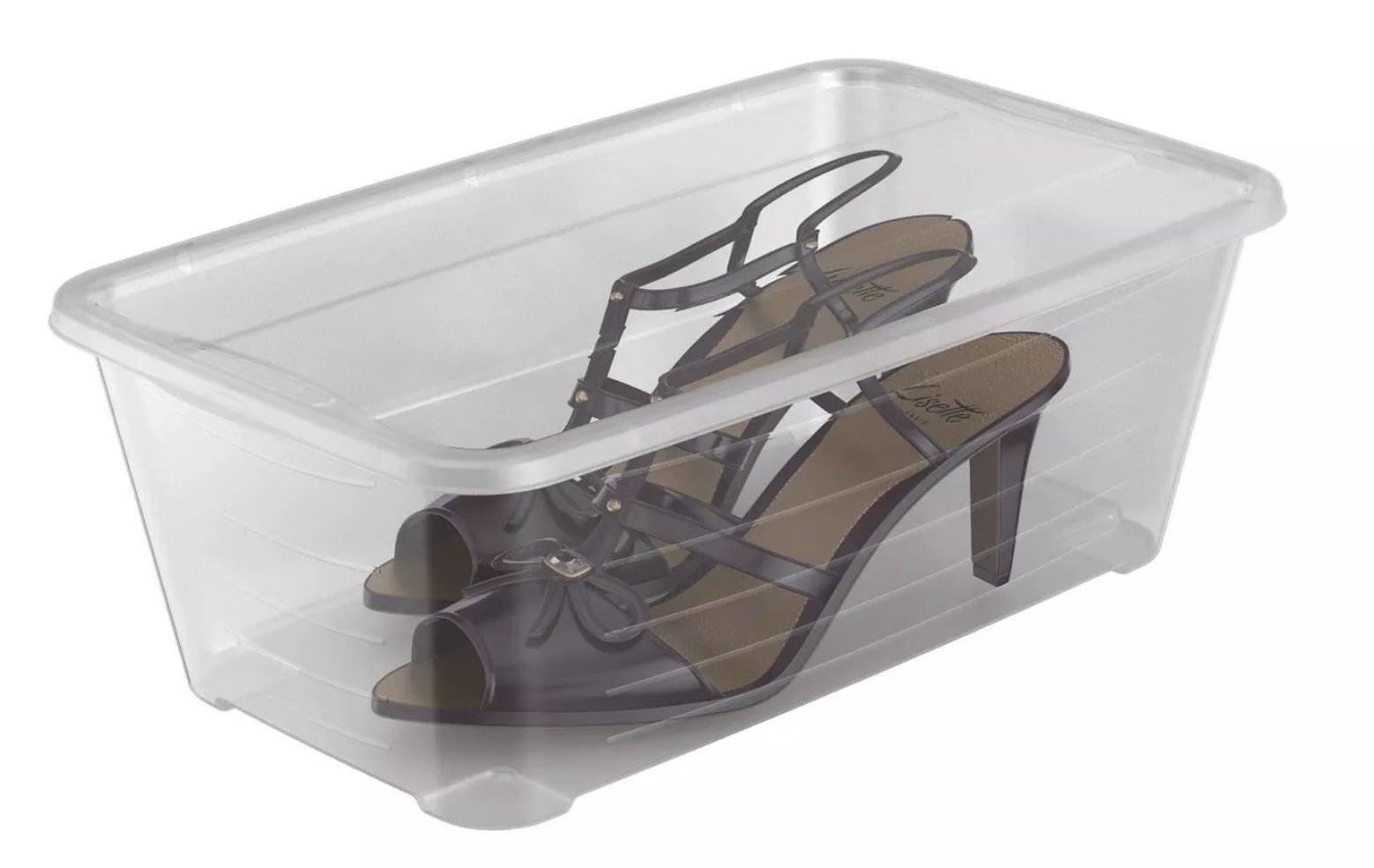 The shoe container