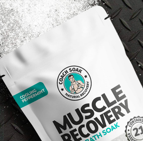 Coach Soak Muscle Recovery