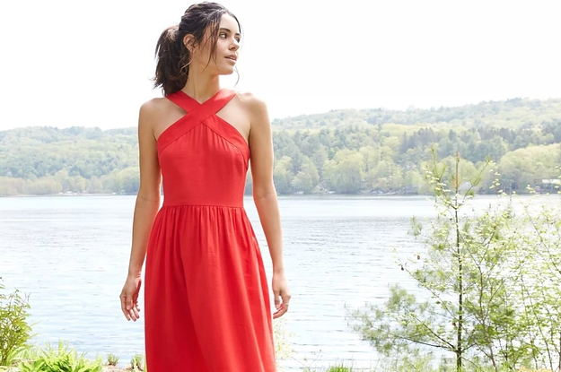 31 Of The Best Summer Dresses You Can Get On Target