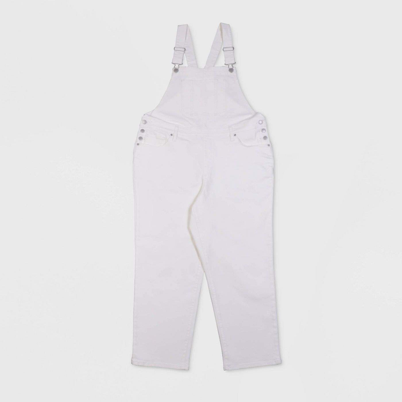 The white overalls