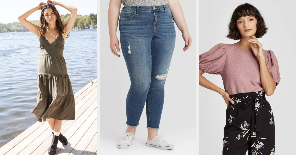 31 Things From Target You'll Wear So Often, They'll Practically Pay For Themselves